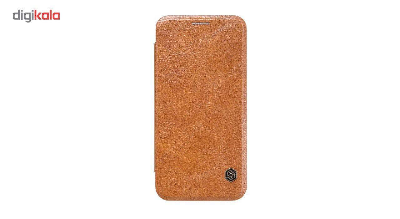 کیف کلاسوری نیلکین مدل Qin مناسب برای گوشی موبایل سامسونگ گلکسی S7 main 1 1