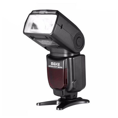 فلاش MEKE مدل Speedlite MK-10 مخصوص دوربین های نیکون