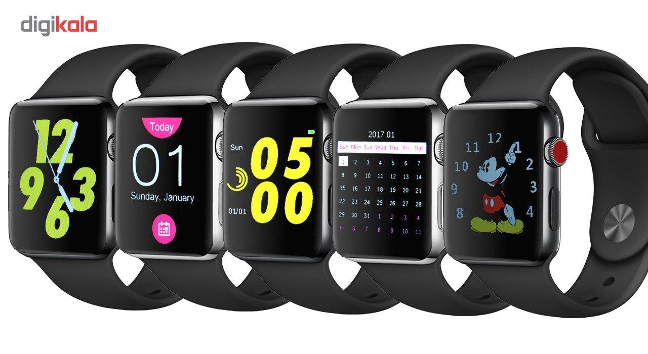 ساعت هوشمند آکو مدل Sport 3 main 1 2