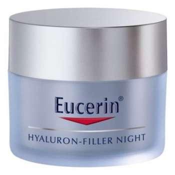 کرم ضد چروک شب اوسرین مدل Hyaluron Filler حجم 50 میلیلیتر