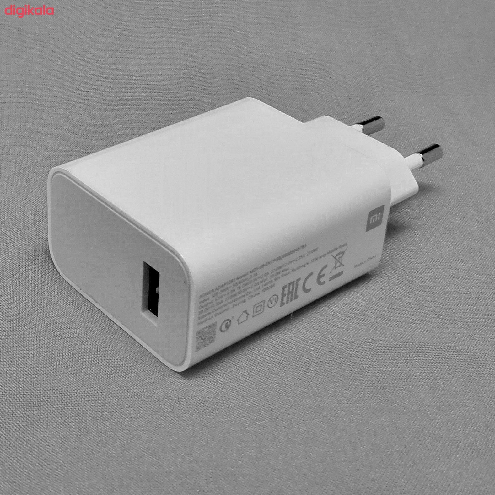 شارژر دیواری شیائومی مدل MDY-09-EN به همراه کابل تبدیل USB-C main 1 3