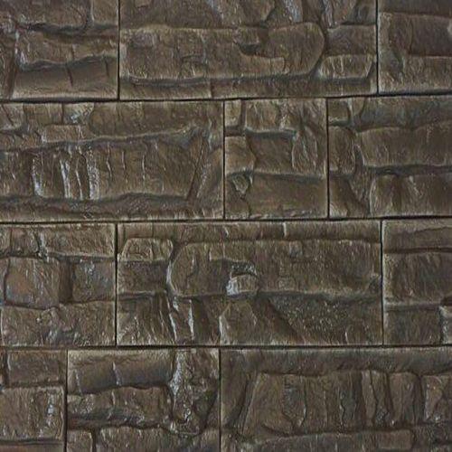 دیوارپوش فومی طرح سنگ آنتیک کد FR اندازه 71x38.5