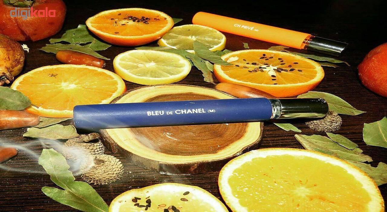 عطر جیبی مردانه دکلت رایحه Blue De Chanel حجم 15 میلی لیتر main 1 2