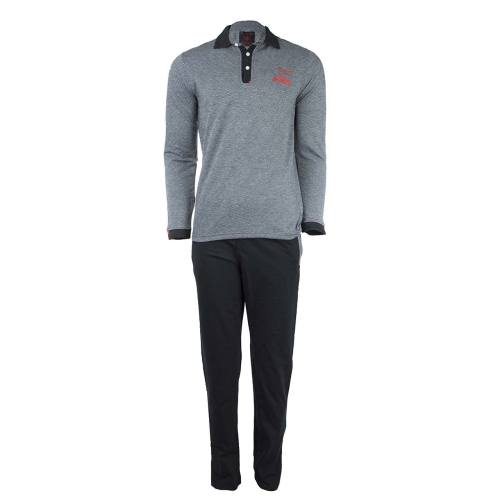 ست پلو شرت و شلوار  مردانه مدل 2386  پی جامه