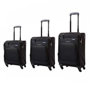 مجموعه سه عددی چمدان امریکن توریستر مدل Brook کد 04O