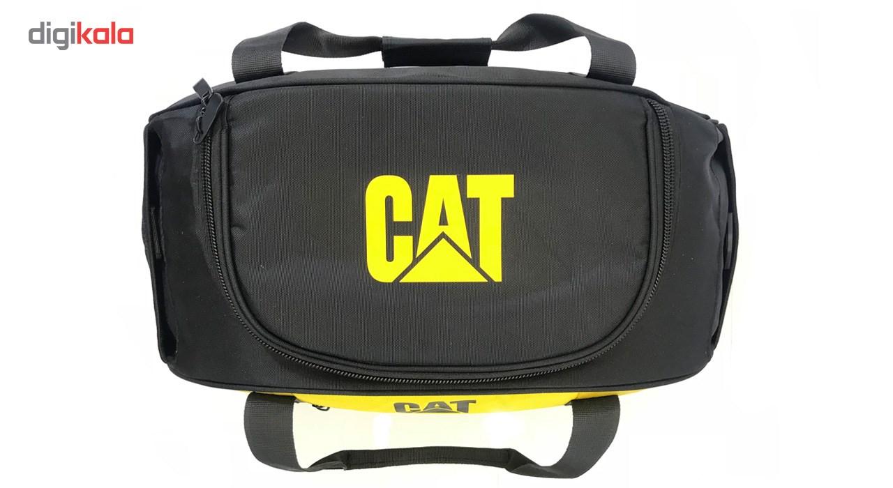 ساک ورزشی طرح CAT  مدل YE
