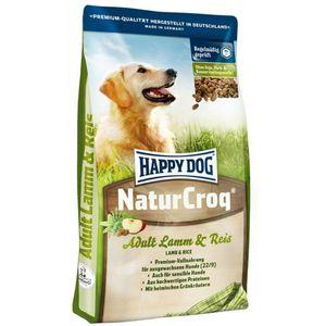 غذای خشک سگ هپی داگ مدل NaturCroq Lamb And Rice وزن 1 کیلوگرم