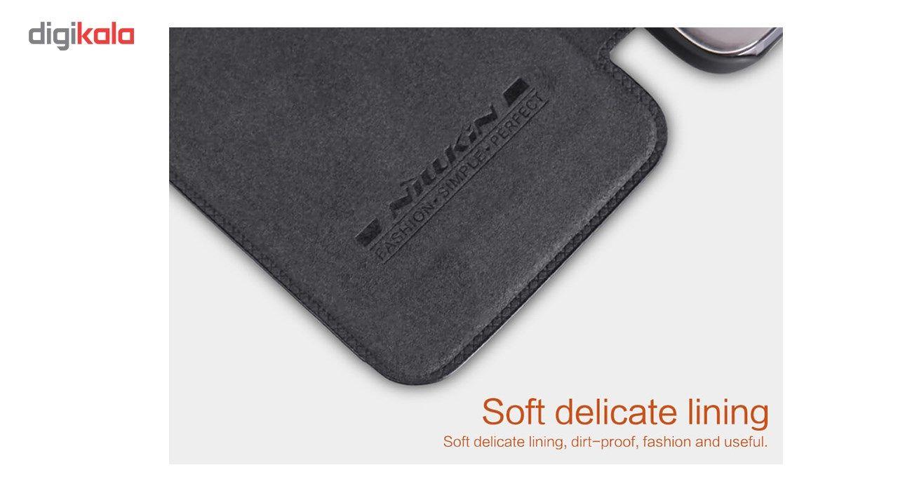 کیف کلاسوری نیلکین مدل Qin مناسب برای گوشی موبایل سامسونگ گلکسی S7 main 1 6