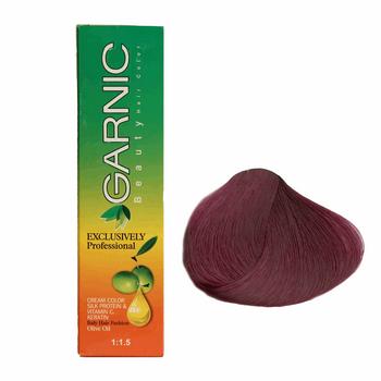 کیت رنگ موی گارنیک سری  شرابی - شرابی روشن شماره 7.20