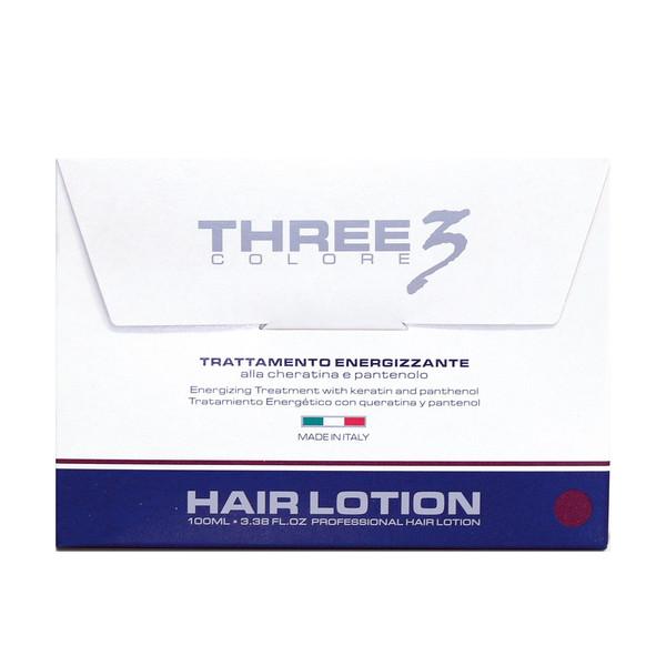 سرم ضدریزش و  محرک رشد مو تری کالر مدل HAIR LOTION حجم 10x10  میلی لیتر