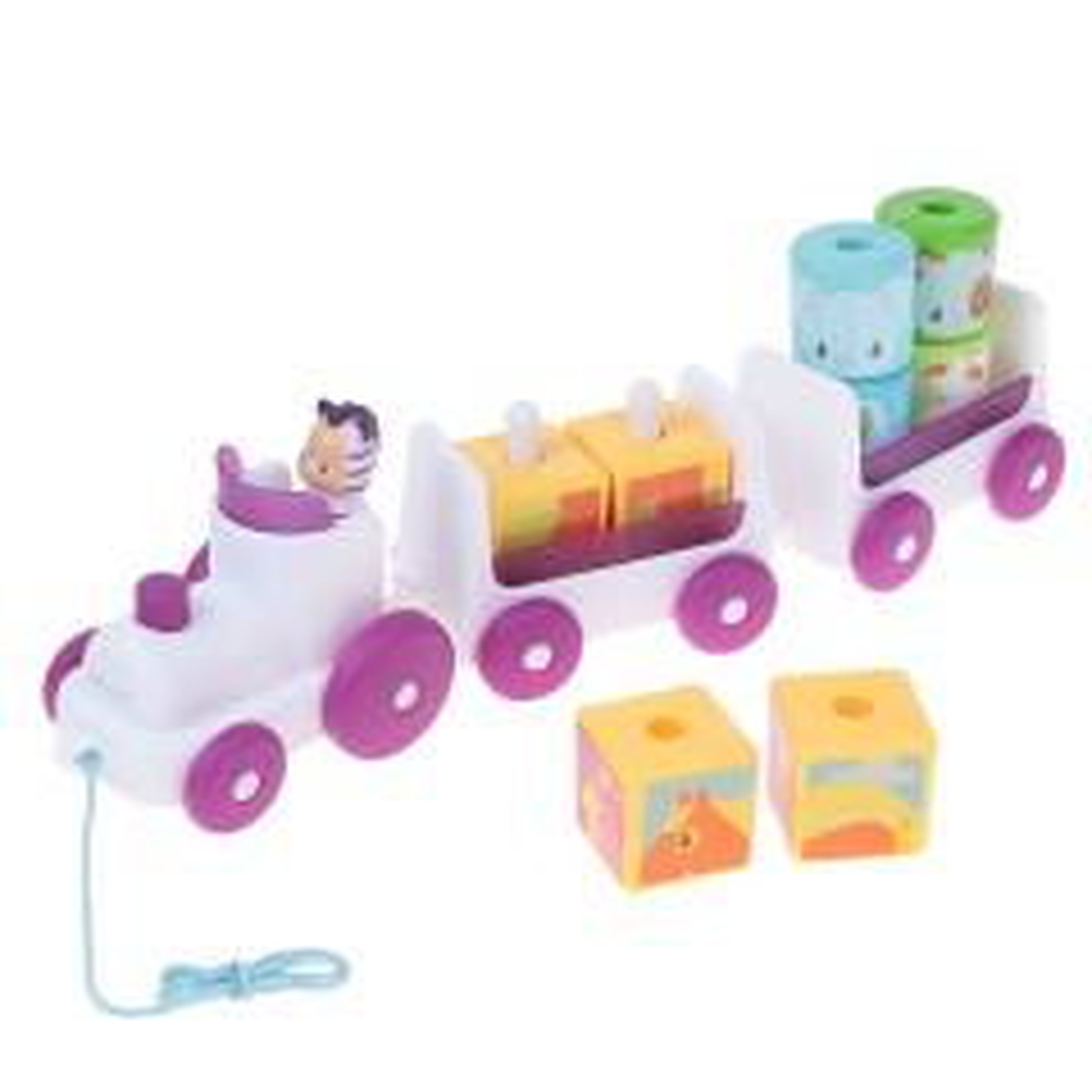 قطار اسباب بازی اسموبی مدل S211216