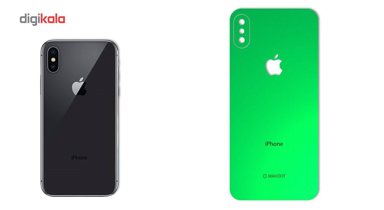 برچسب پوششی ماهوت مدلColor Special مناسب برای گوشی  iPhone X main 1 3