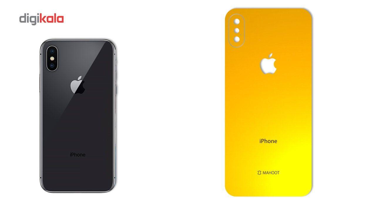 برچسب پوششی ماهوت مدلColor Special مناسب برای گوشی  iPhone X main 1 4