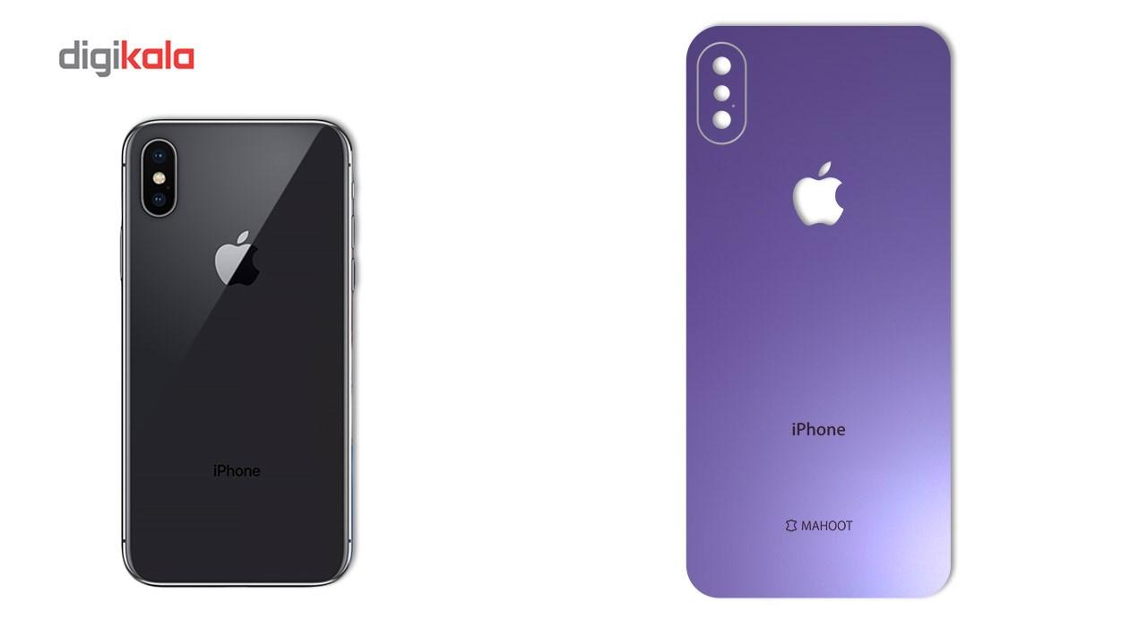 برچسب پوششی ماهوت مدلColor Special مناسب برای گوشی  iPhone X main 1 5