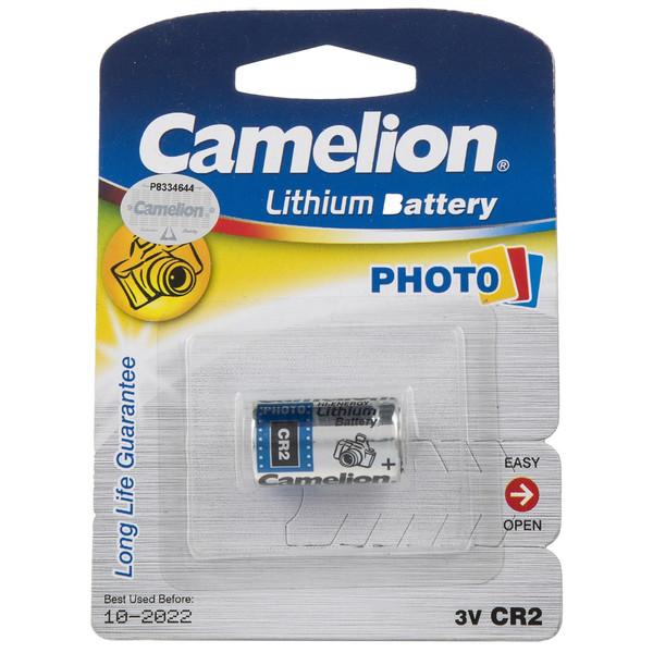 باتری لیتیومی CR2 کملیون مدل Photo