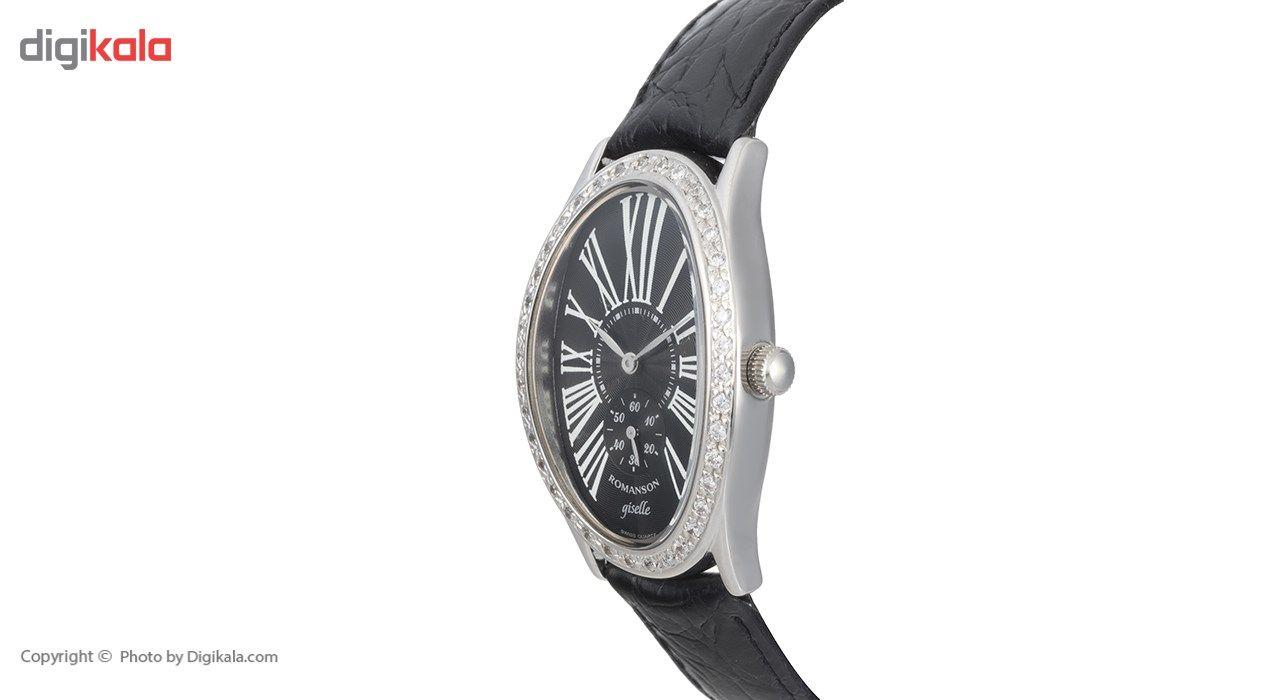 ساعت مچی عقربه ای زنانه رومانسون مدل RL8216QL1WA37W -  - 3