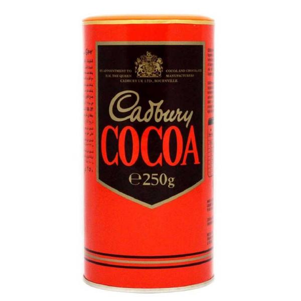 قوطی پودر کاکائو کدبری مدل Cocoa