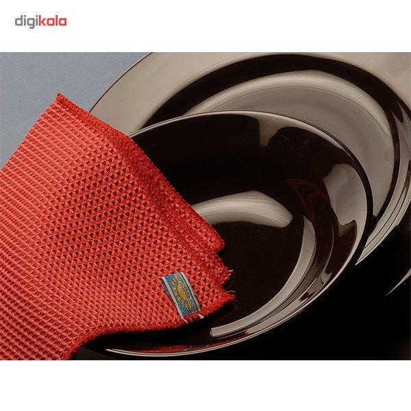 دستمال میکروفایبر خشک کن ظروف مهسان مدل 20144 main 1 5