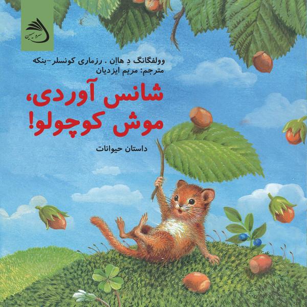 کتاب شانس آوردی موش کوچولو اثر دها ان