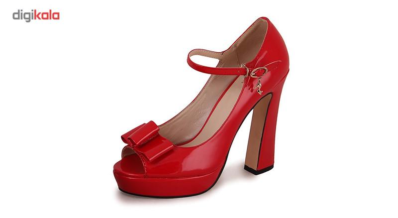 کفش زنانه  شهرچرم مدل 7-1-2121
