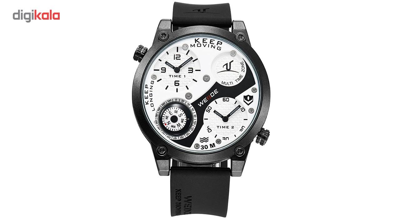 خرید ساعت مچی عقربه ای مردانه وید مدل UV1505-6 | ساعت مچی
