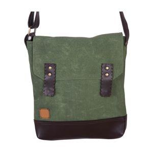 کیف چترفیروزه مدل زیر چرم برزنت کد 2