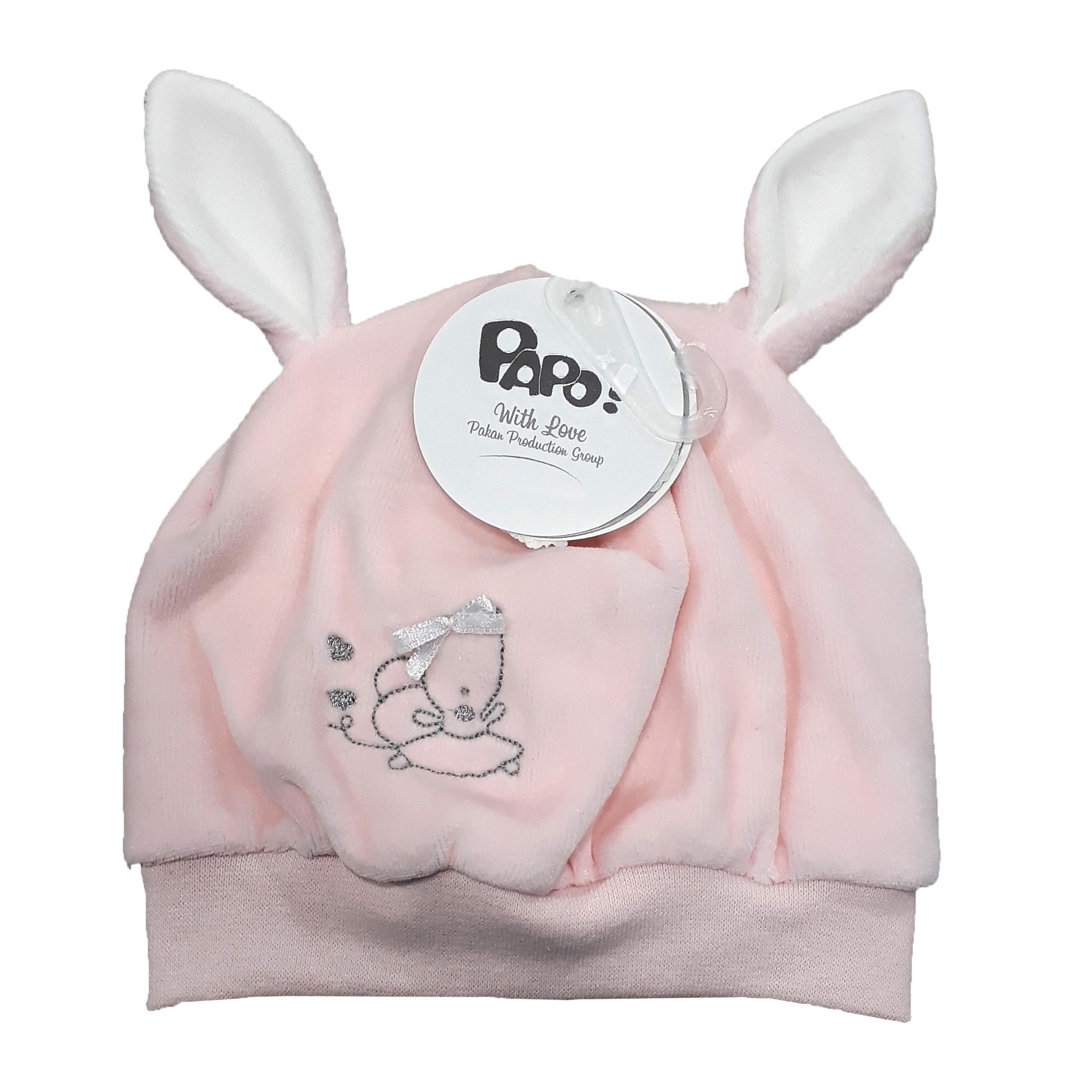 کلاه نوزادی پاپو مدل سونیک P01