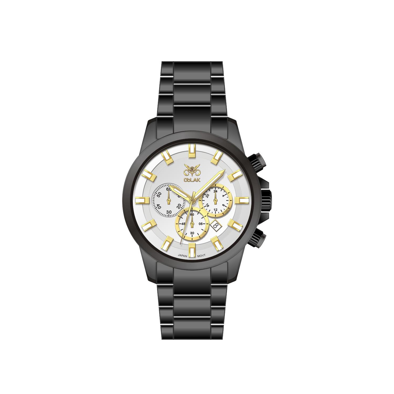 قیمت                      ساعت مچی عقربهای مردانه اوبلاک مدل 72698