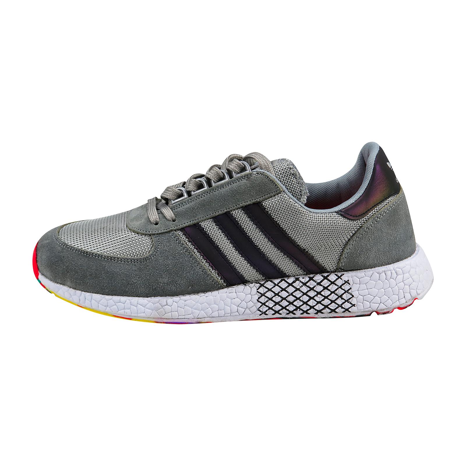 کفش راحتی مردانه مدل استریپ کد 2