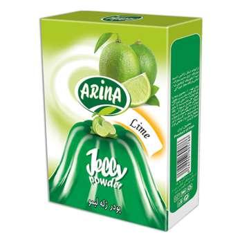پودر ژله لیمو آرینا - 100 گرم
