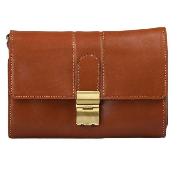 کیف دستی چرم طبیعی کهن چرم مدل DB49-1