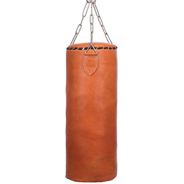 کیسه بوکس چرمی 80 سانتیمتری