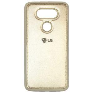کاور ژله ای طرح چرم مناسب برای گوشی موبایل LG G5