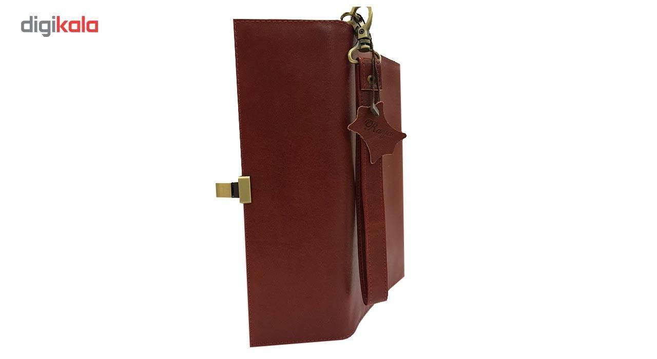 کیف دستی چرم رایا مدل Tanaz -  - 3