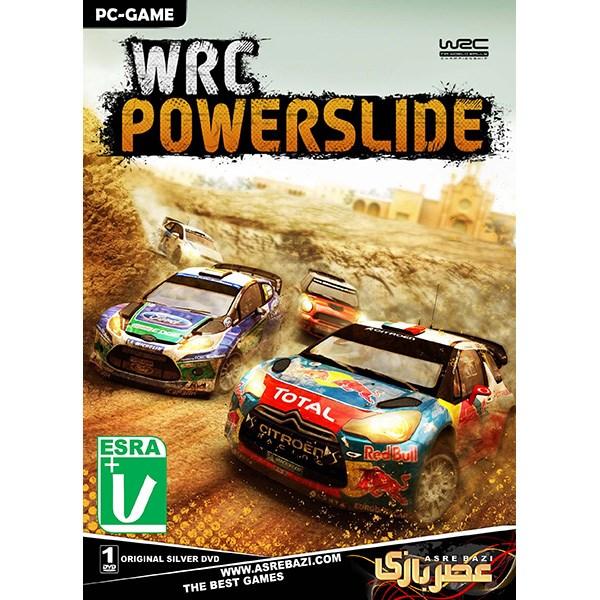 بازی کامپیوتری WRC Powerslide