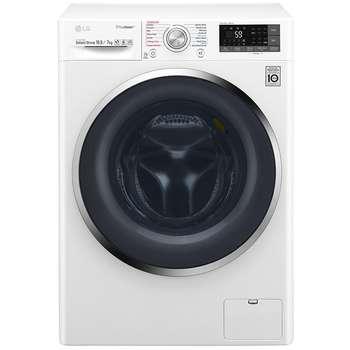 ماشین لباسشویی ال جی مدل WM-1015S ظرفیت 10.5 کیلوگرم   LG WM-1015S Washing Machine 10.5Kg