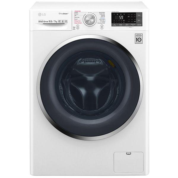 ماشین لباسشویی ال جی مدل WM-1015S ظرفیت 10.5 کیلوگرم | LG WM-1015S Washing Machine 10.5Kg