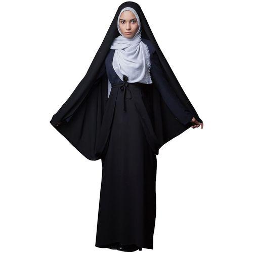 چادر قجری کن کن حجاب فاطمی مدل 201074kn