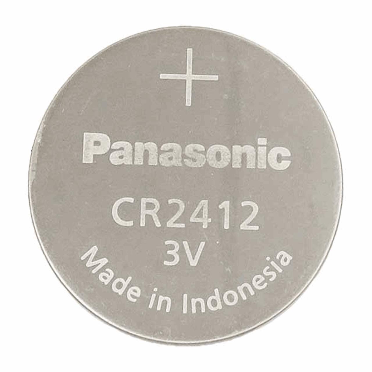 باتری سکه ای پاناسونیک مدل CR2412