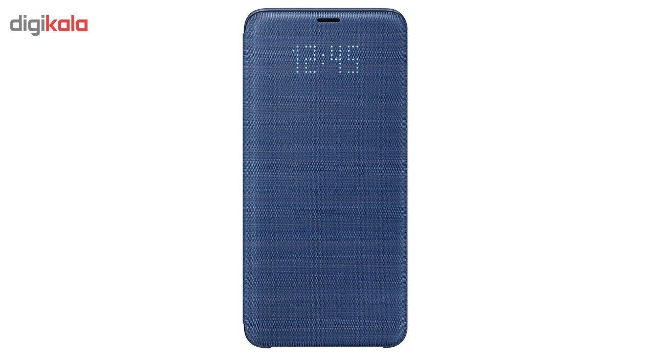 کیف کلاسوری سامسونگ مدل LED View مناسب برای گوشی موبایل سامسونگ Galaxy S9 Plus main 1 1
