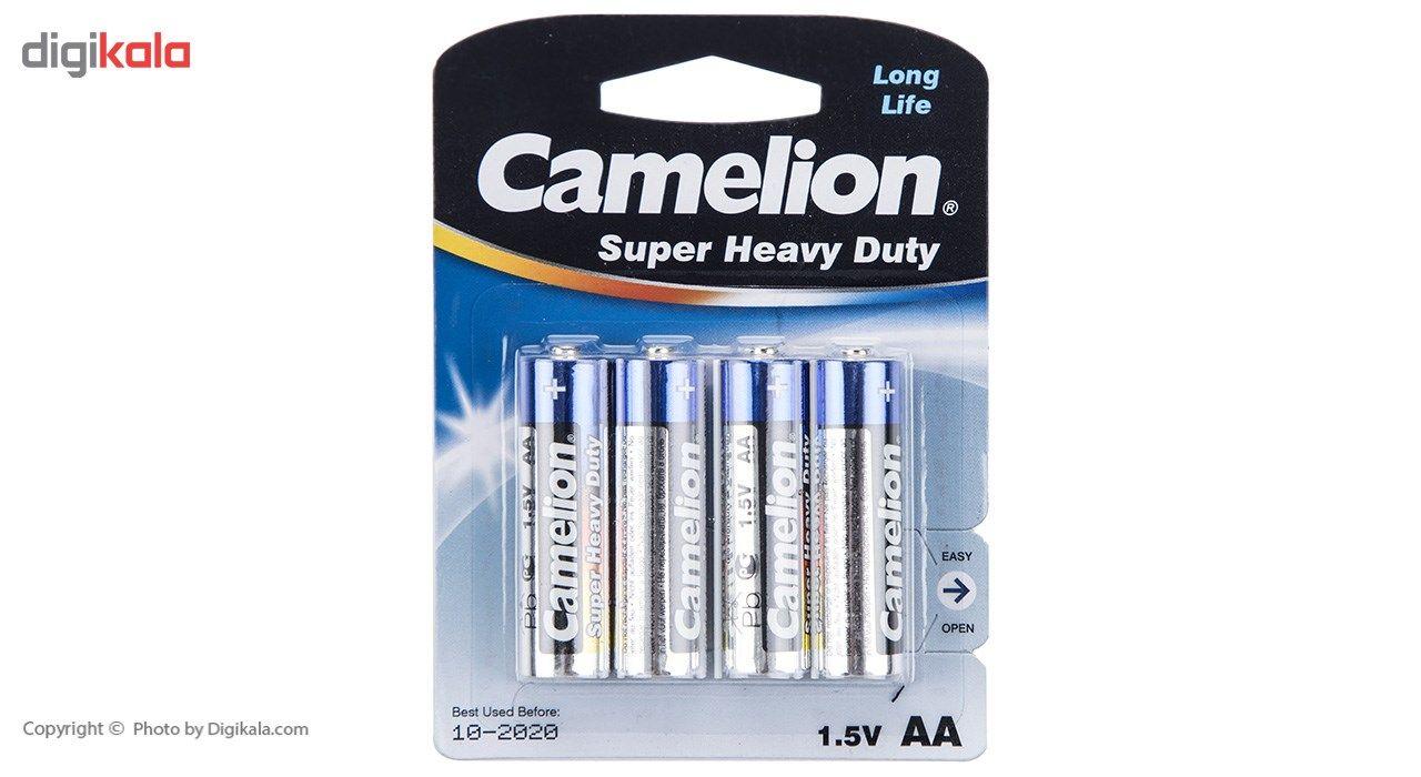 باتری قلمی کملیون مدل Super Heavy Duty بسته 4 عددی main 1 1