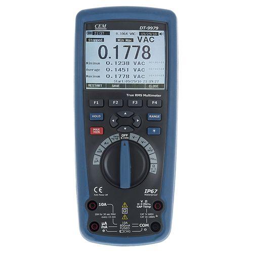 مولتی متر سی ای ام مدل DT-9979