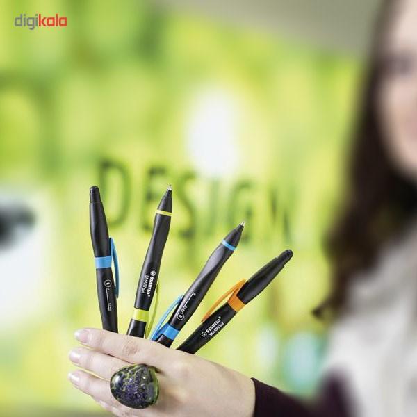 خودکار استایلوس استابیلو مدل SMARTball مخصوص افراد راست دست