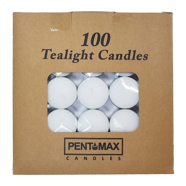شمع وارمر پنت مکس بسته 100 عددی