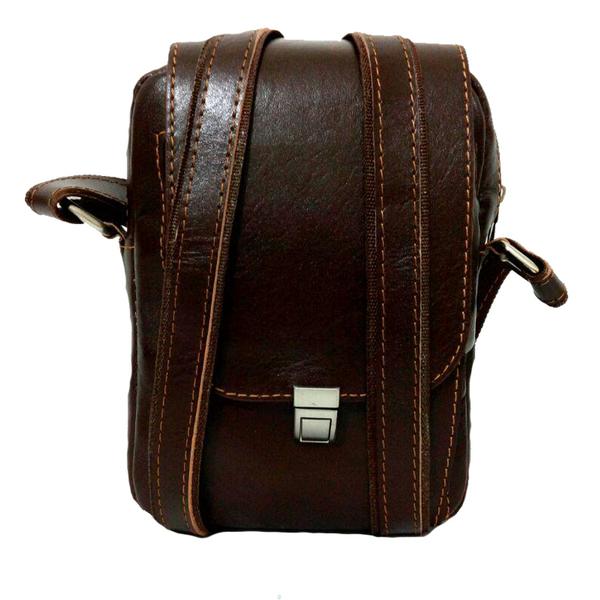 کیف رو دوشی زانکو چرم مدل KD-132