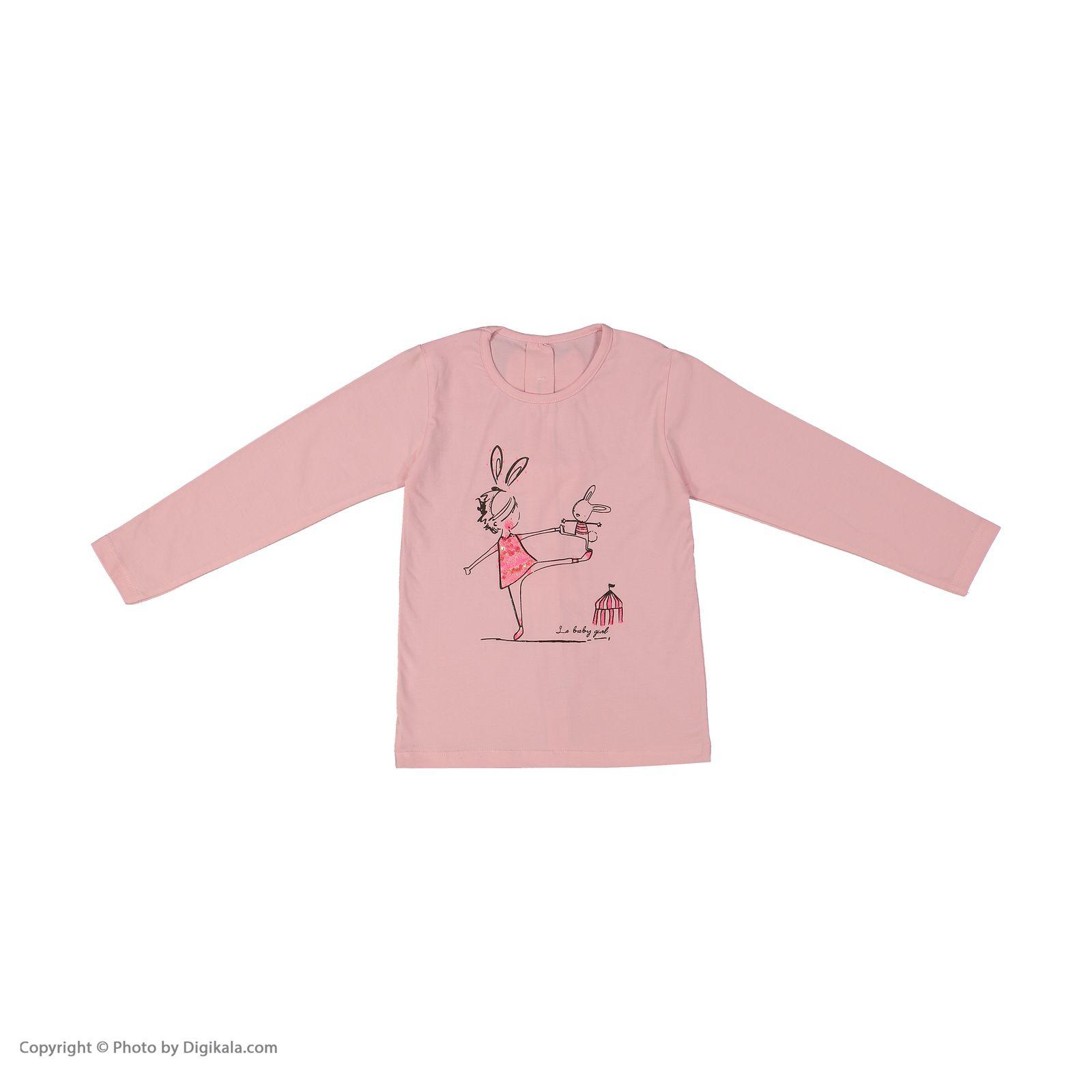 تی شرت دخترانه سون پون مدل 1391357-84 -  - 3