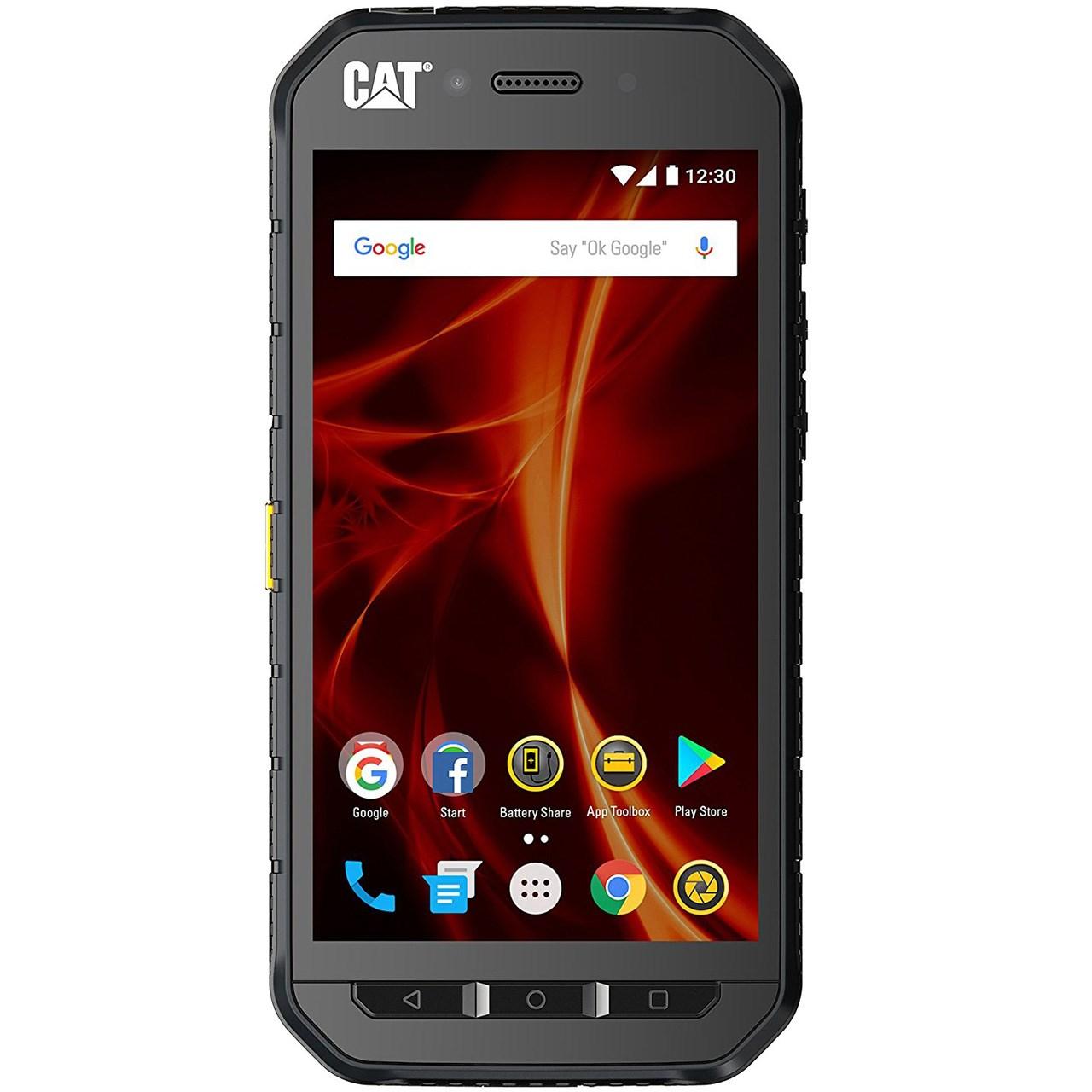 گوشی موبایل کاترپیلار مدل S41 دو سیم کارت