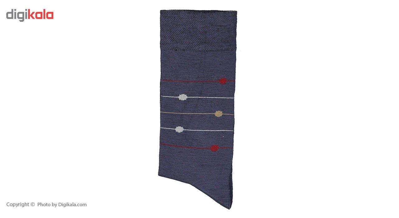 جوراب مردانه دارکوب مدل 301015-1 main 1 2