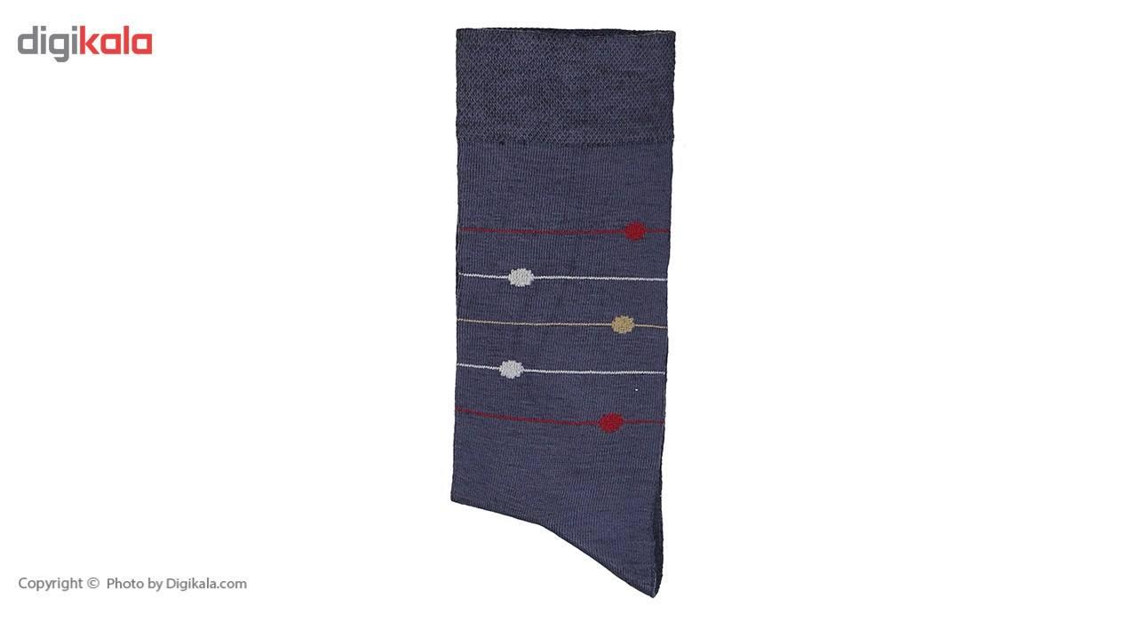 جوراب مردانه دارکوب مدل 301015-1 -  - 2