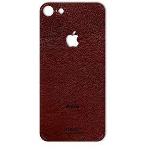 برچسب پوششی ماهوت مدلNatural Leather مناسب برای گوشی  iPhone 7